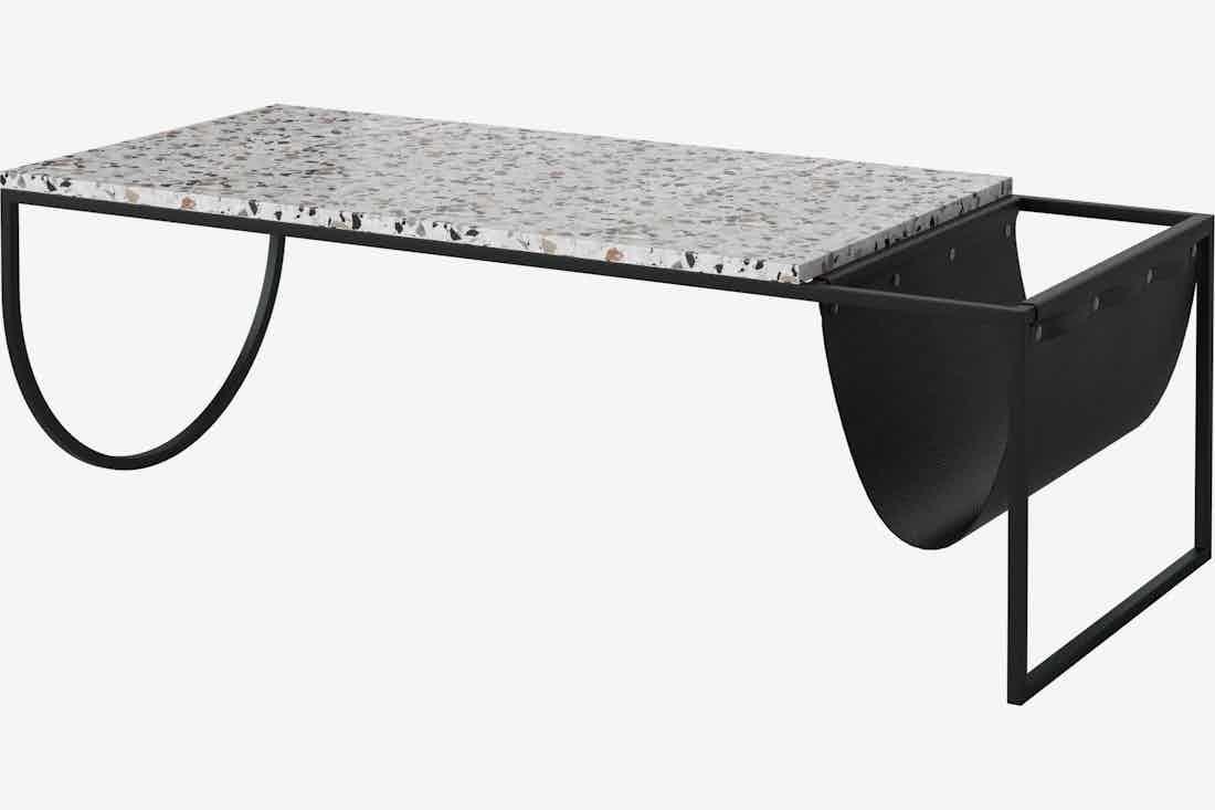 Bolia piero coffee table haute living