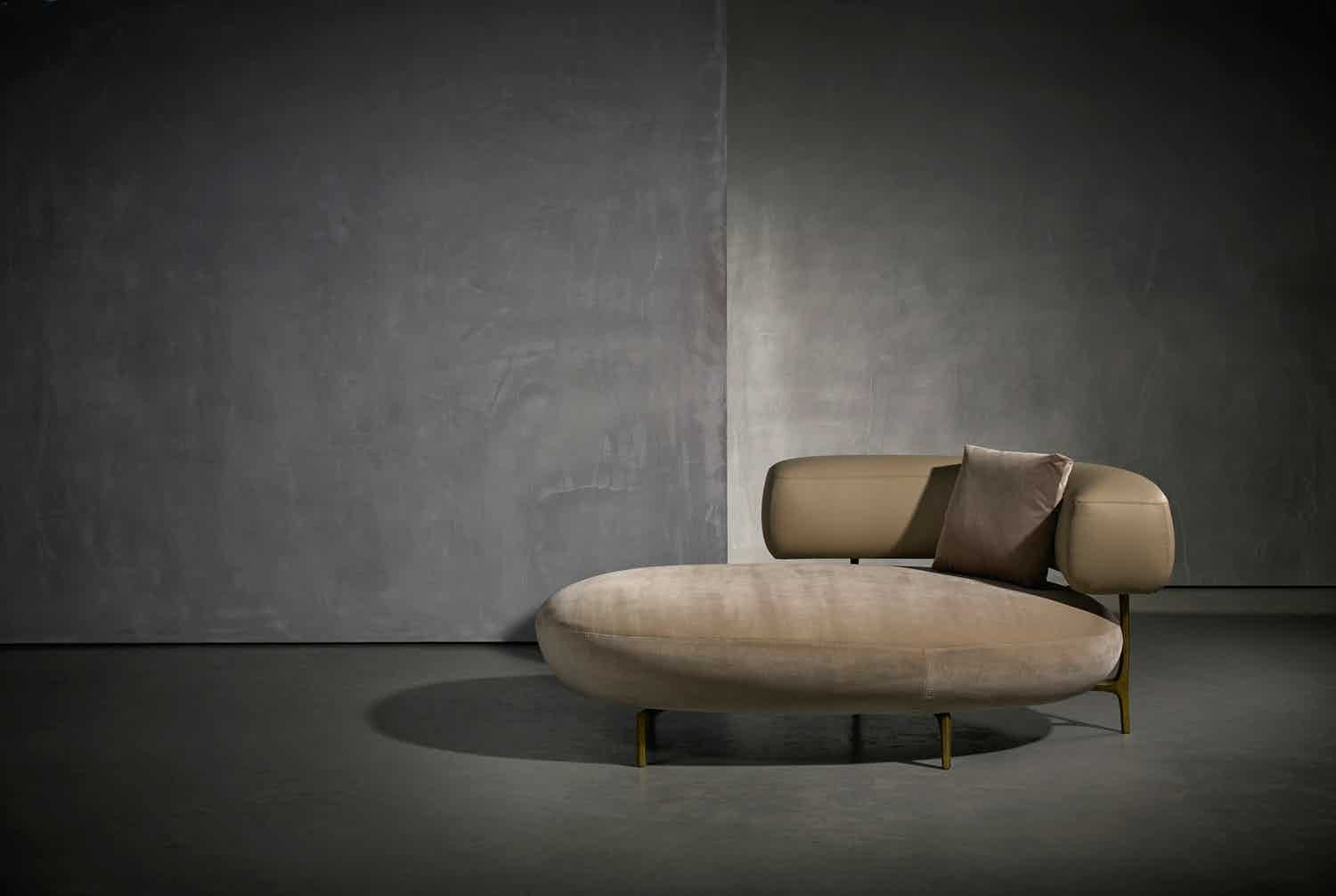 Piet boon ella long chair haute living