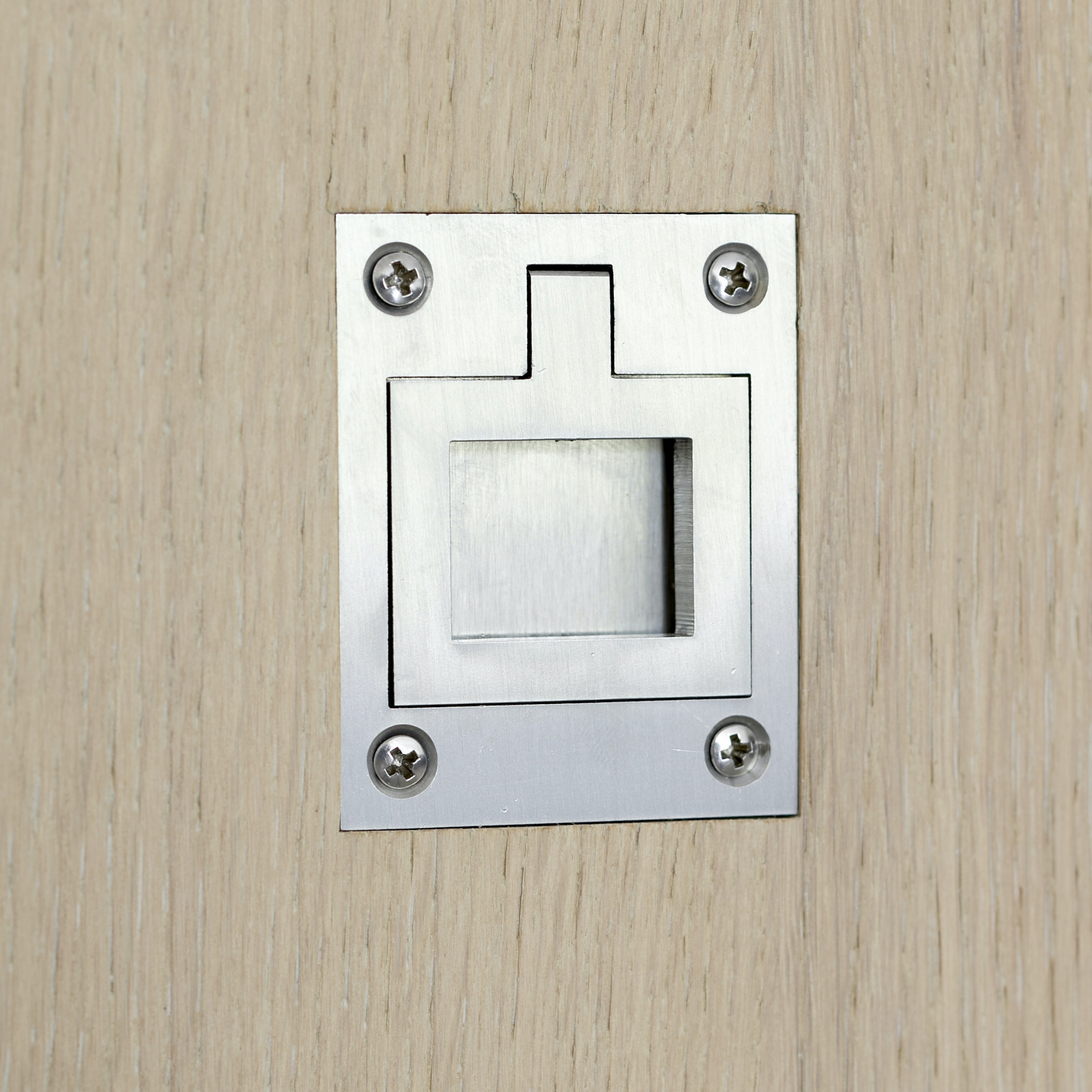 Flush Pull Handle Photo P Grootes