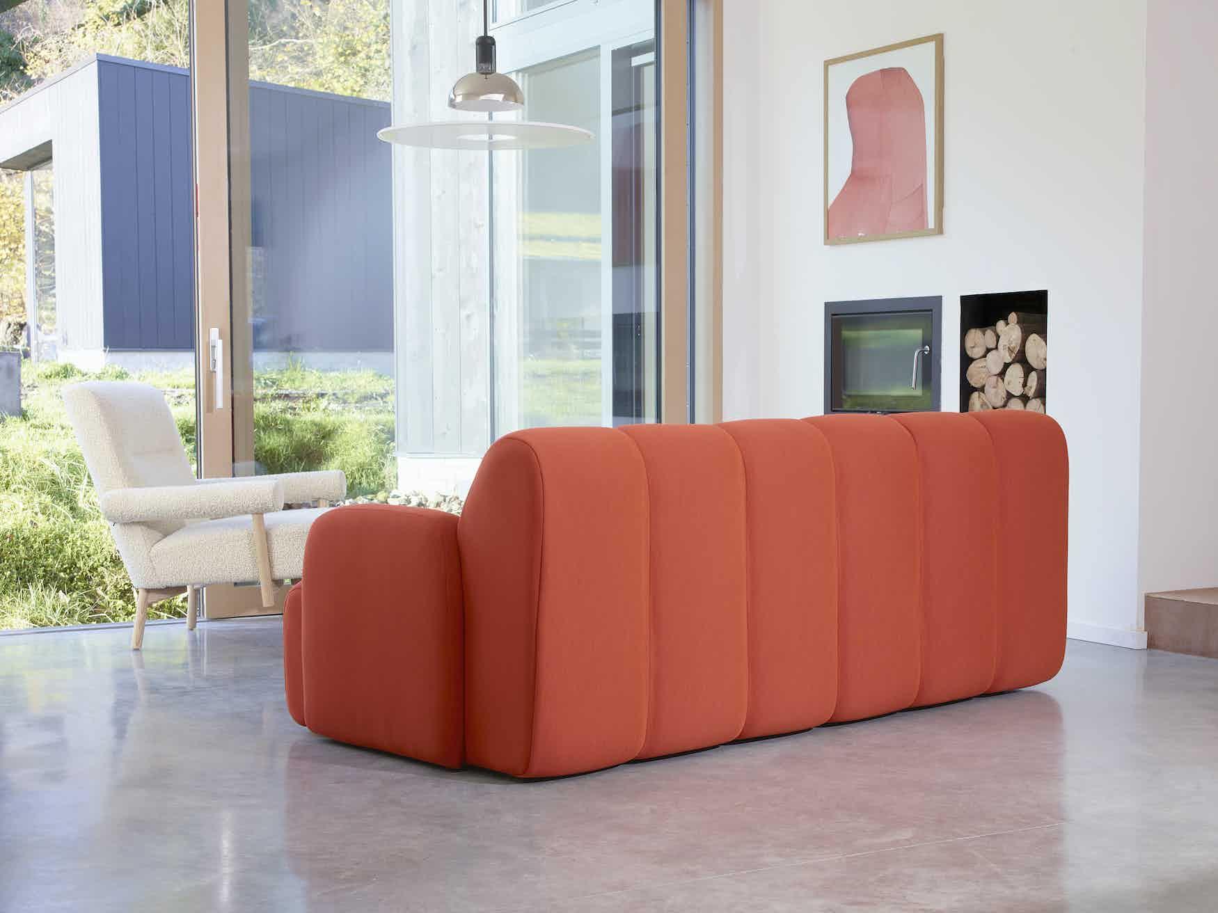 Scp furniture pillar sofa back insitu haute living