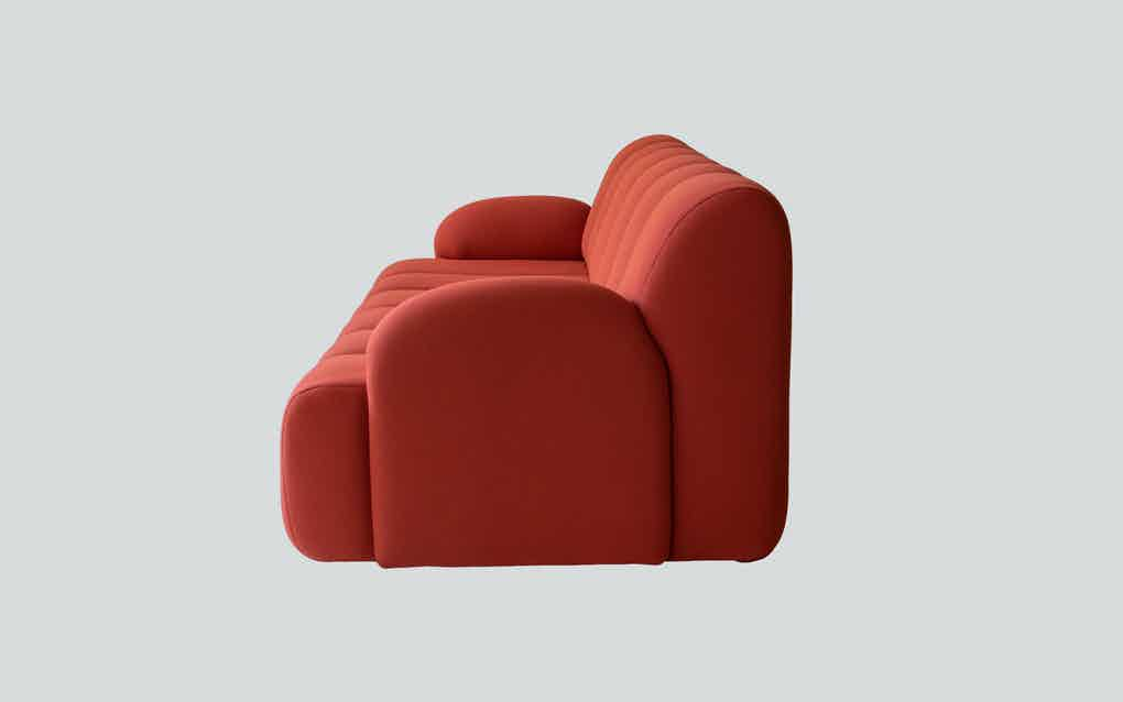 Scp furniture pillar sofa side haute living