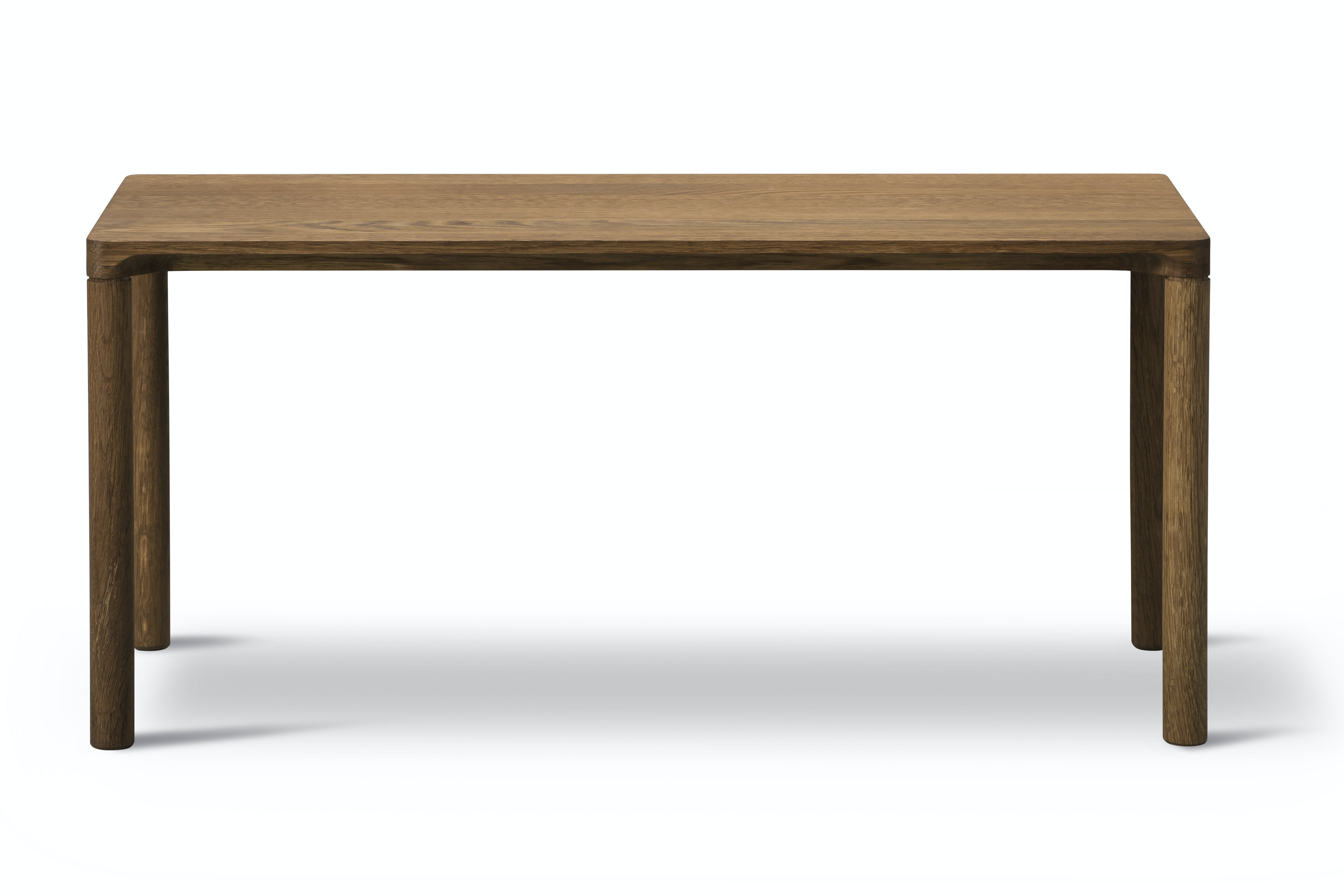 Fredericia Furniture Piloti Coffee Table Front Haute Living