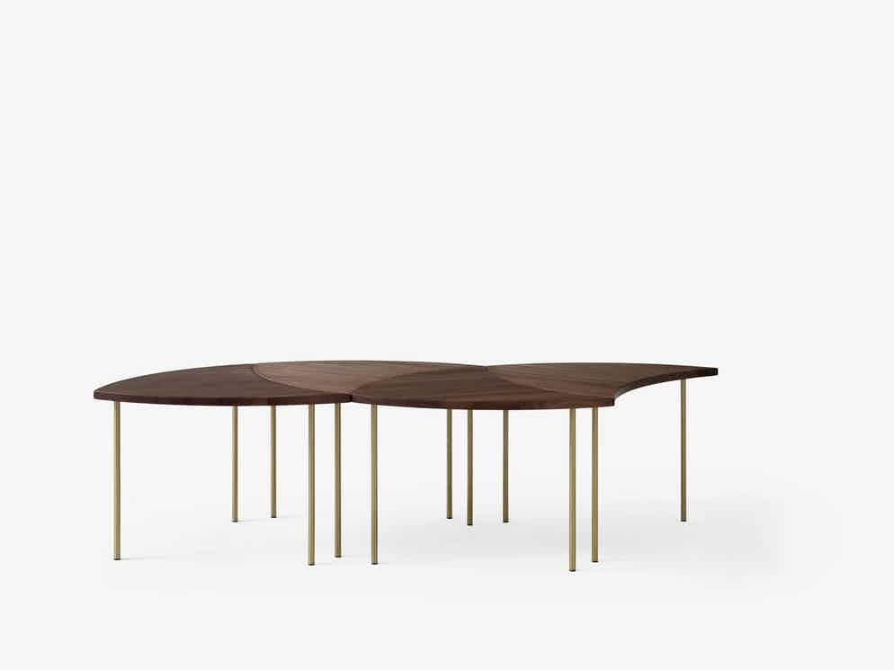 Andtradition pinwheel table hm7 four haute living