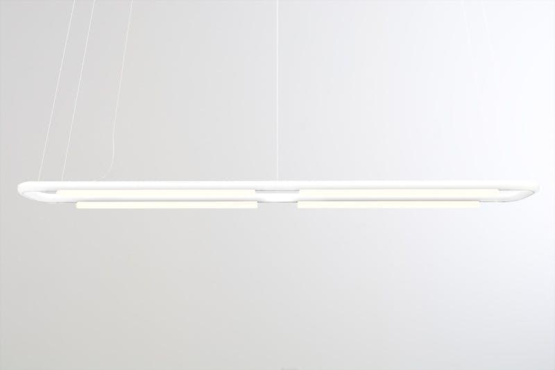 Andlight White Pipeline Cm7 Haute Living