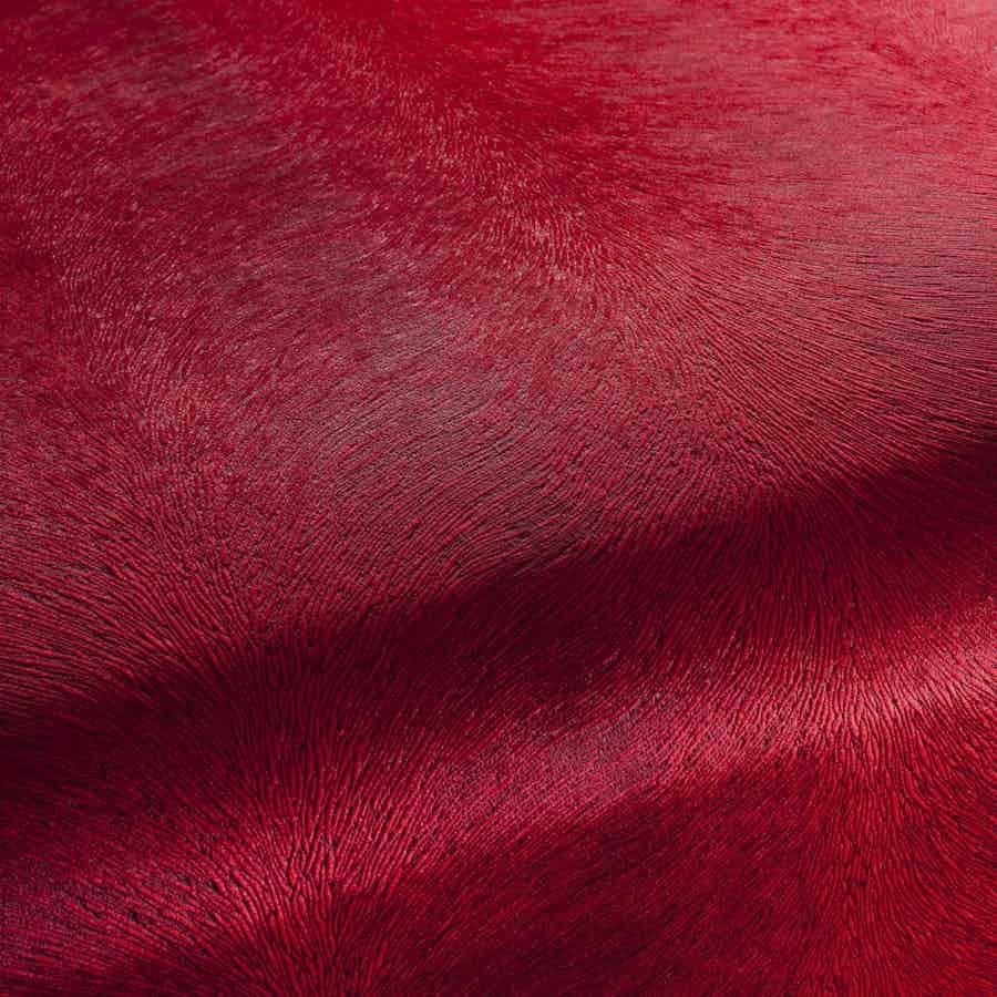 Jab-anstoetz-fabrics-red-pistoia-velvet-reloaded-upholstery-haute-living