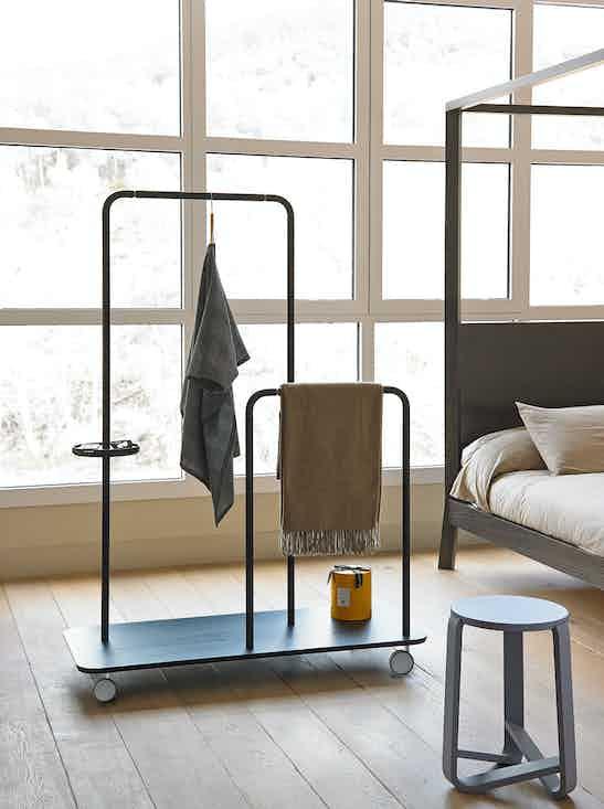 Punt Furniture Platel Insitu Black Front Haute Living