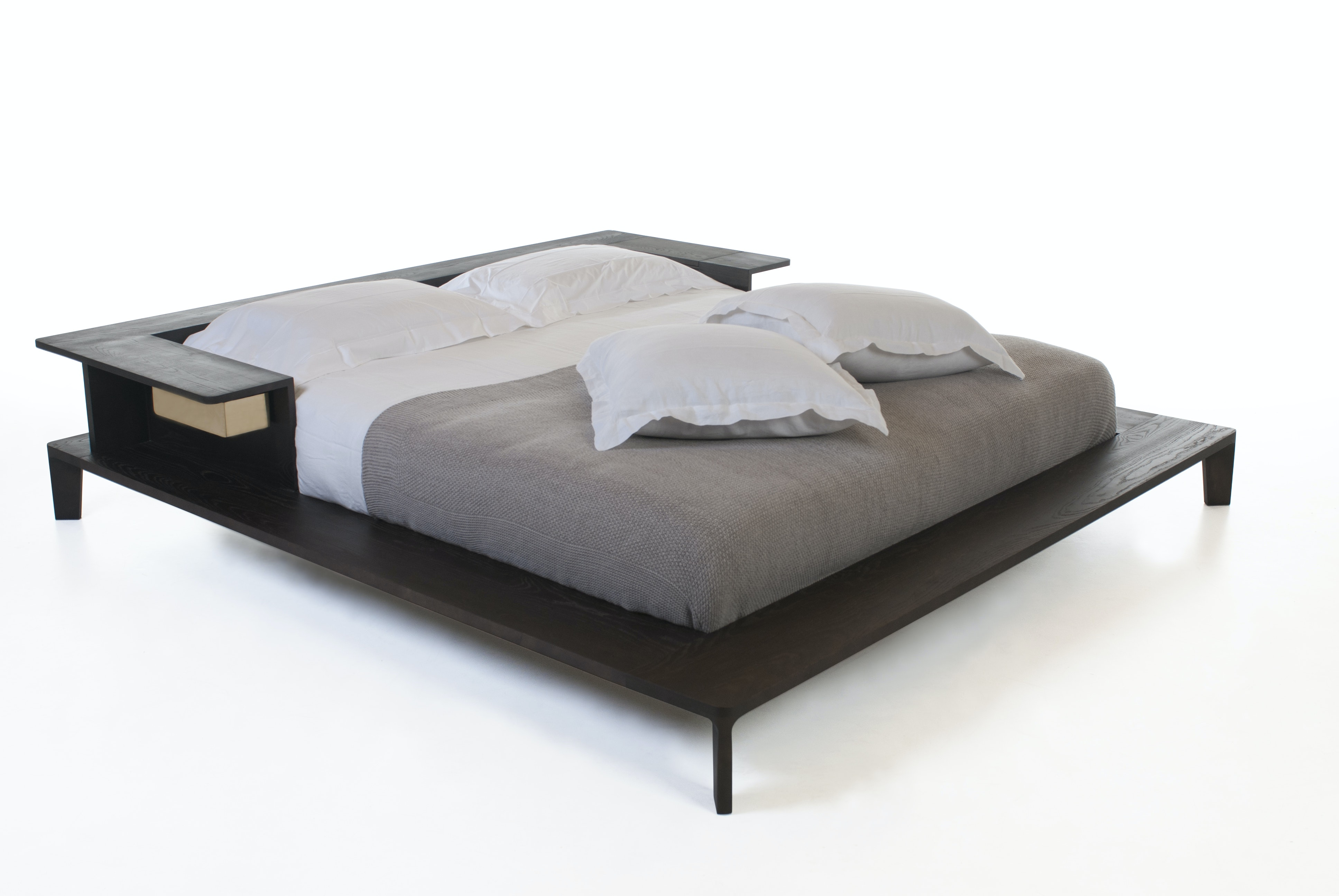 Platform Bed By Neriand Hu