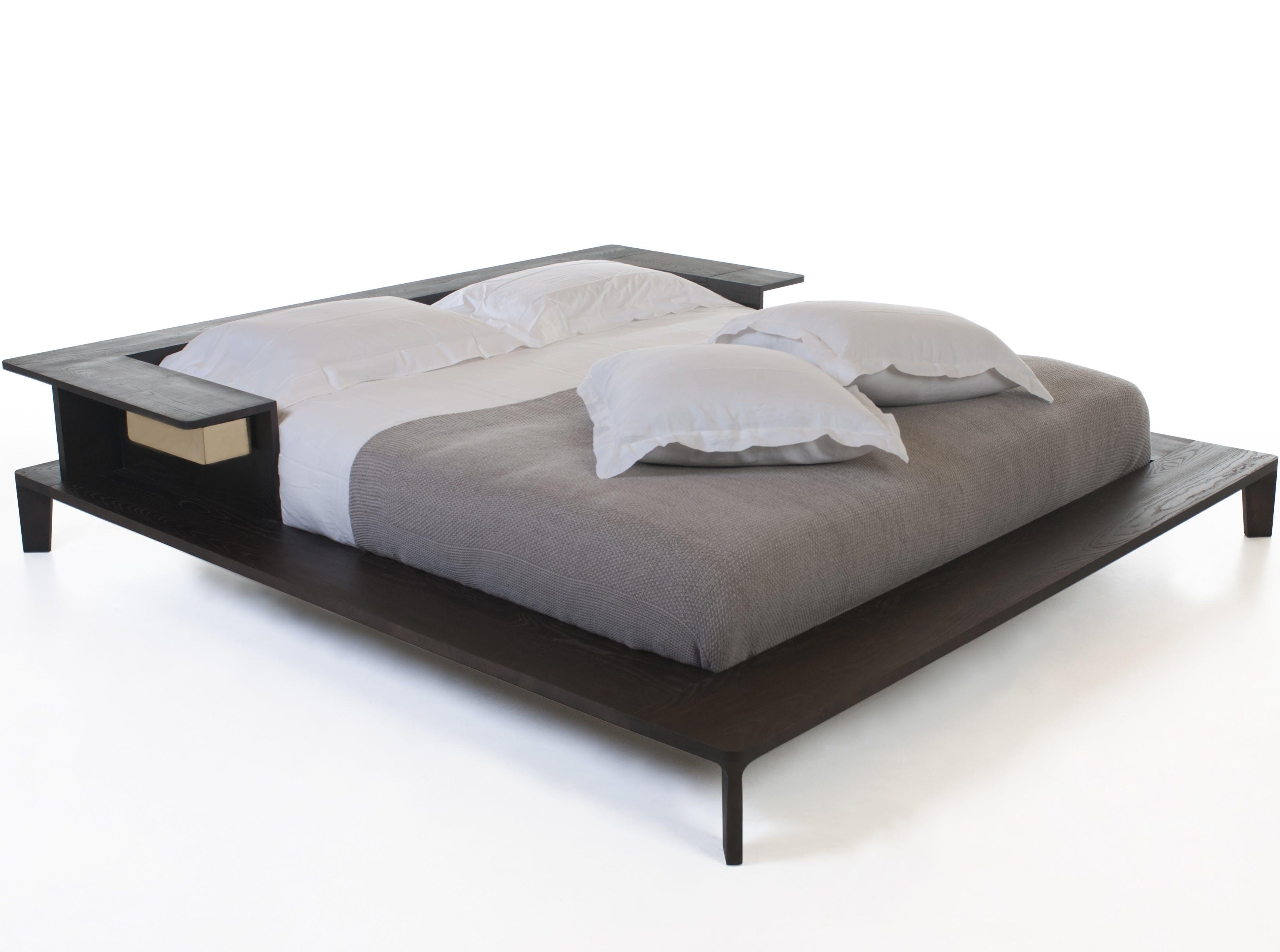 Platform Bed By Neriandhu