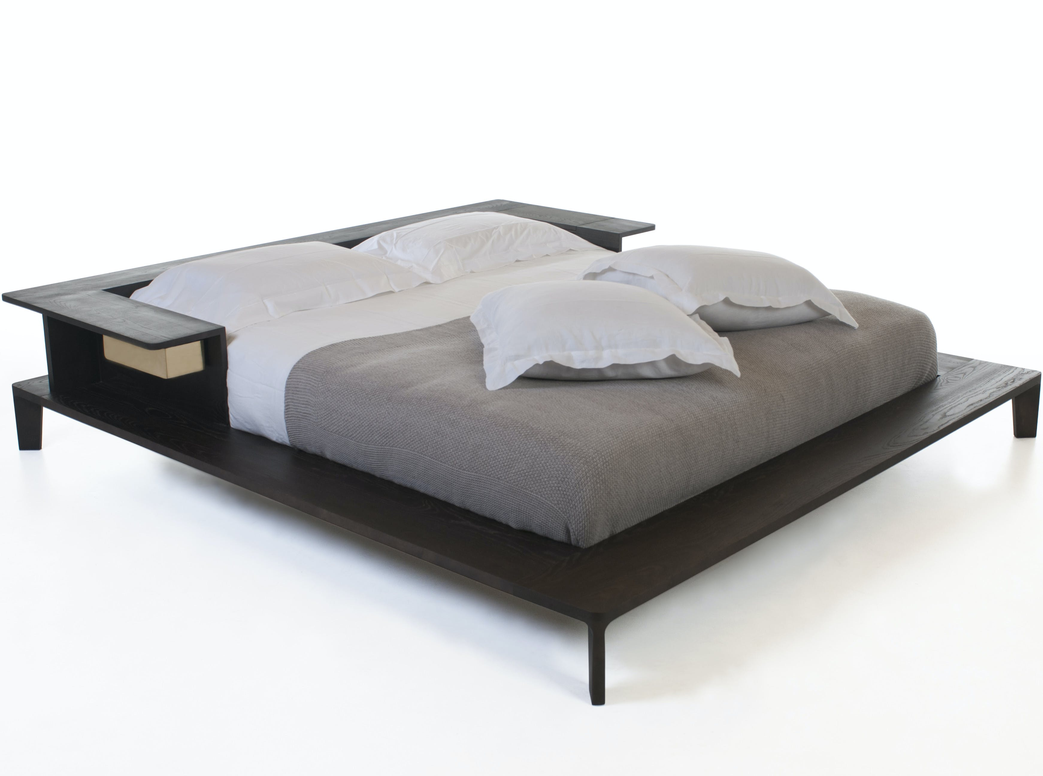 Platform Bed By Neriandhu