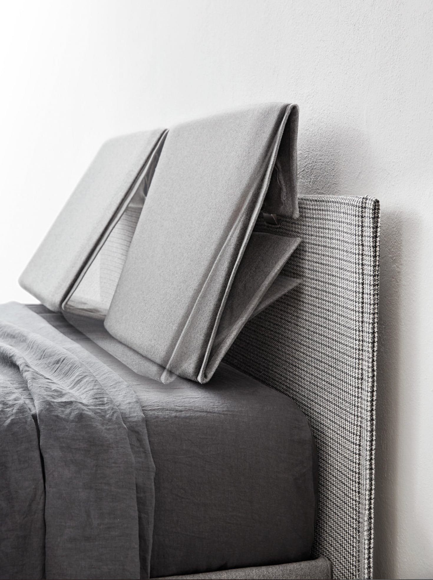 Caccaro Plie Bed Detail Haute Living