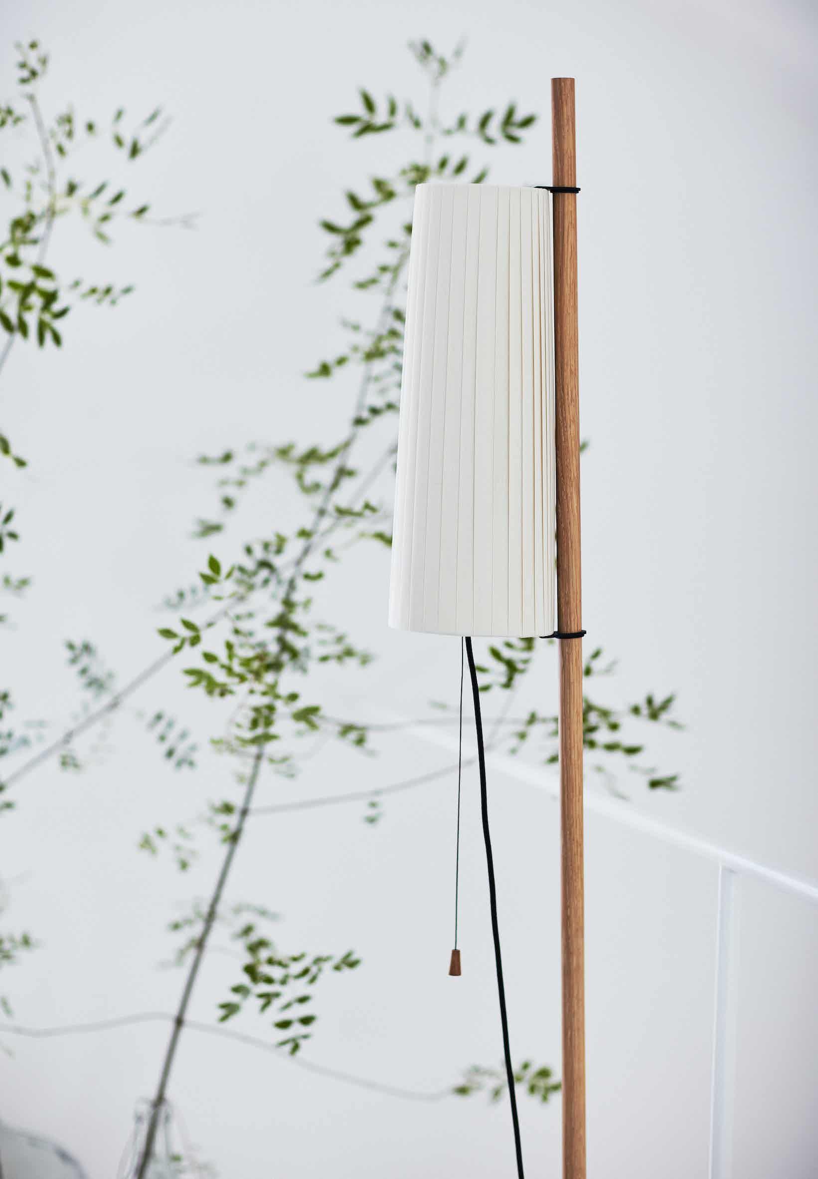 De La Espada Matthew Hilton Pole Light Insitu 3 Haute Living