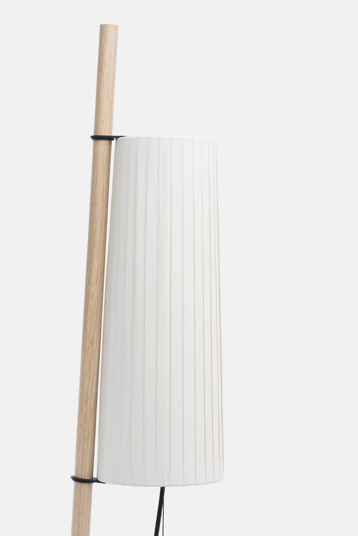 De La Espada Matthew Hilton Pole Light Lamp Detail Haute Living