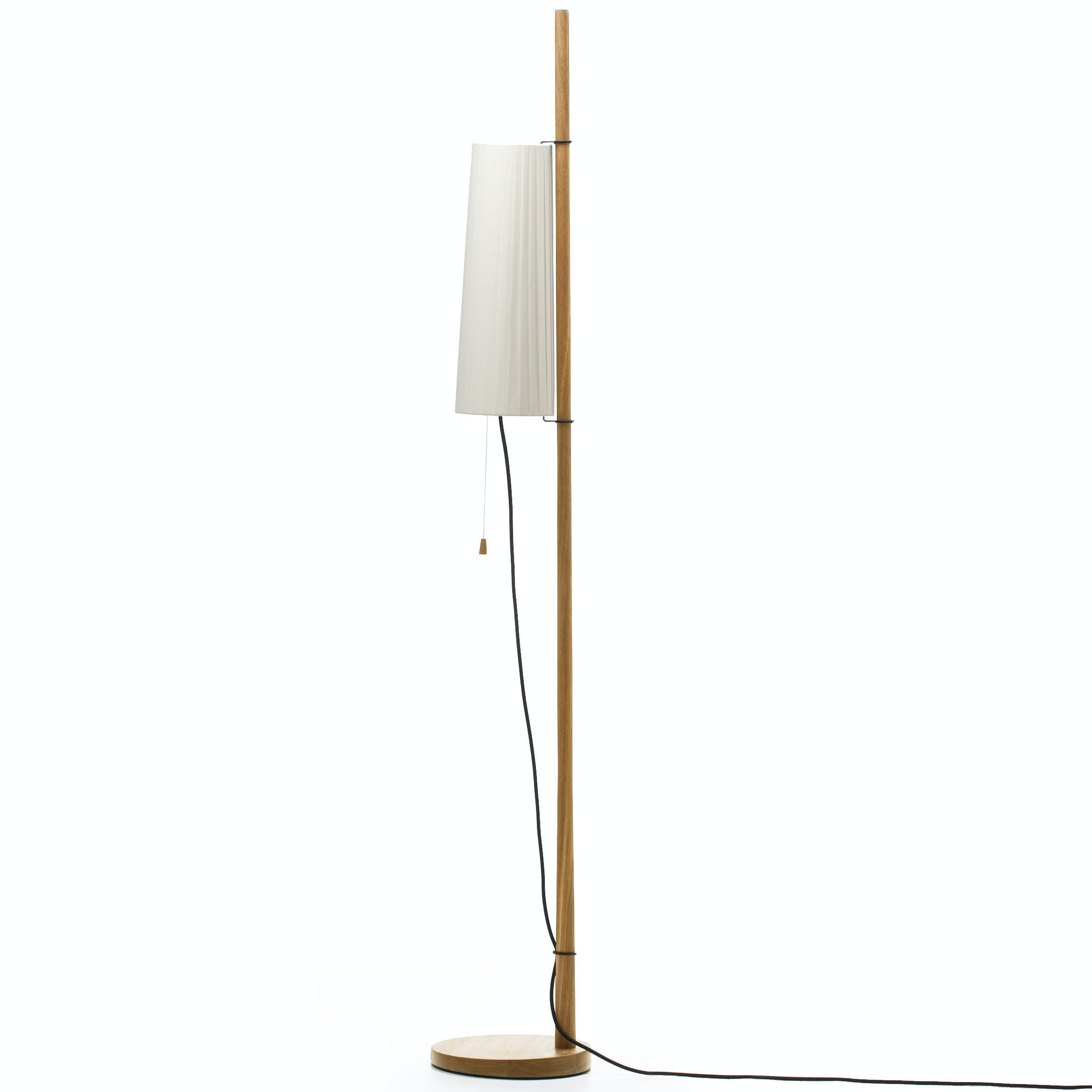 De La Espada Matthew Hilton Pole Light Oak Haute Living