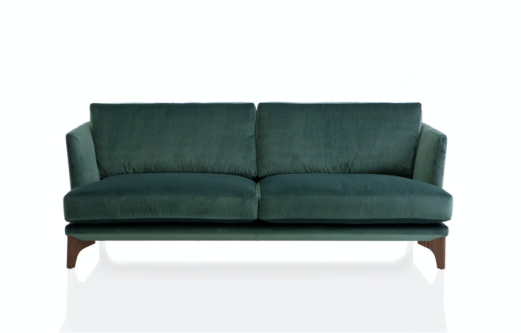 Jab Anstoetz Green Polo Living Sofa Haute Living