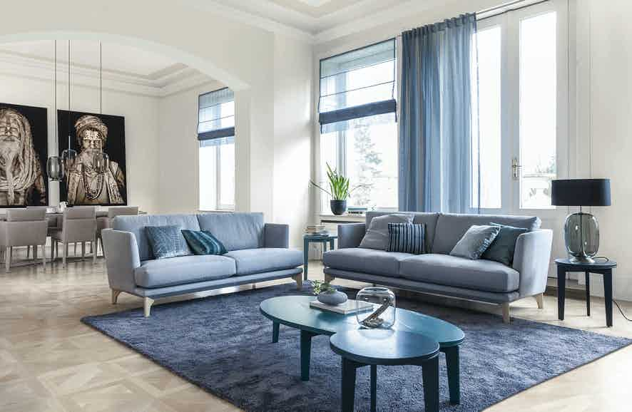 Jab Anstoetz Polo Living Sofa Insitu Haute Living