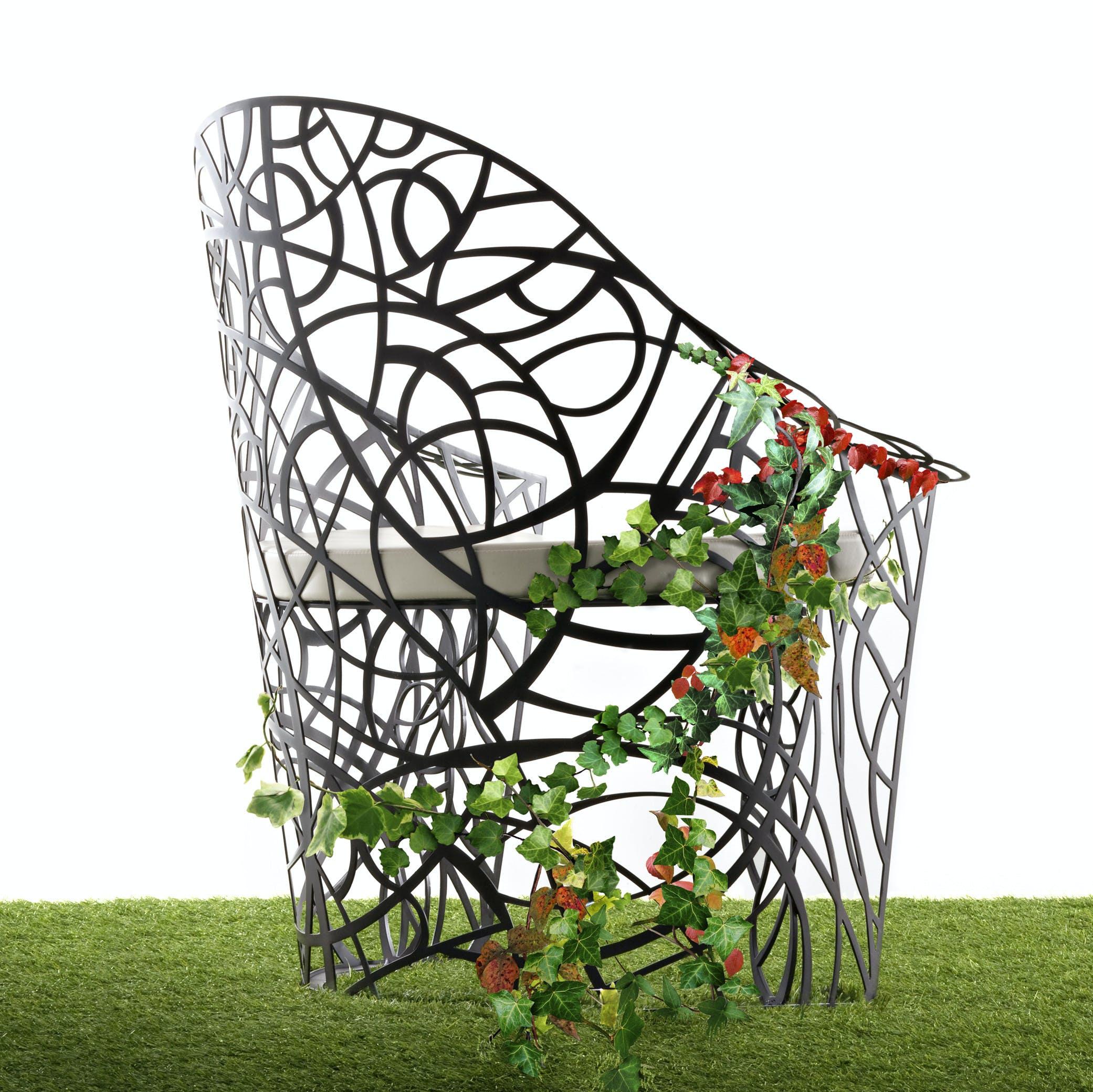 De Castelli Poltrona Radici Chair Back Insitu Haute Living