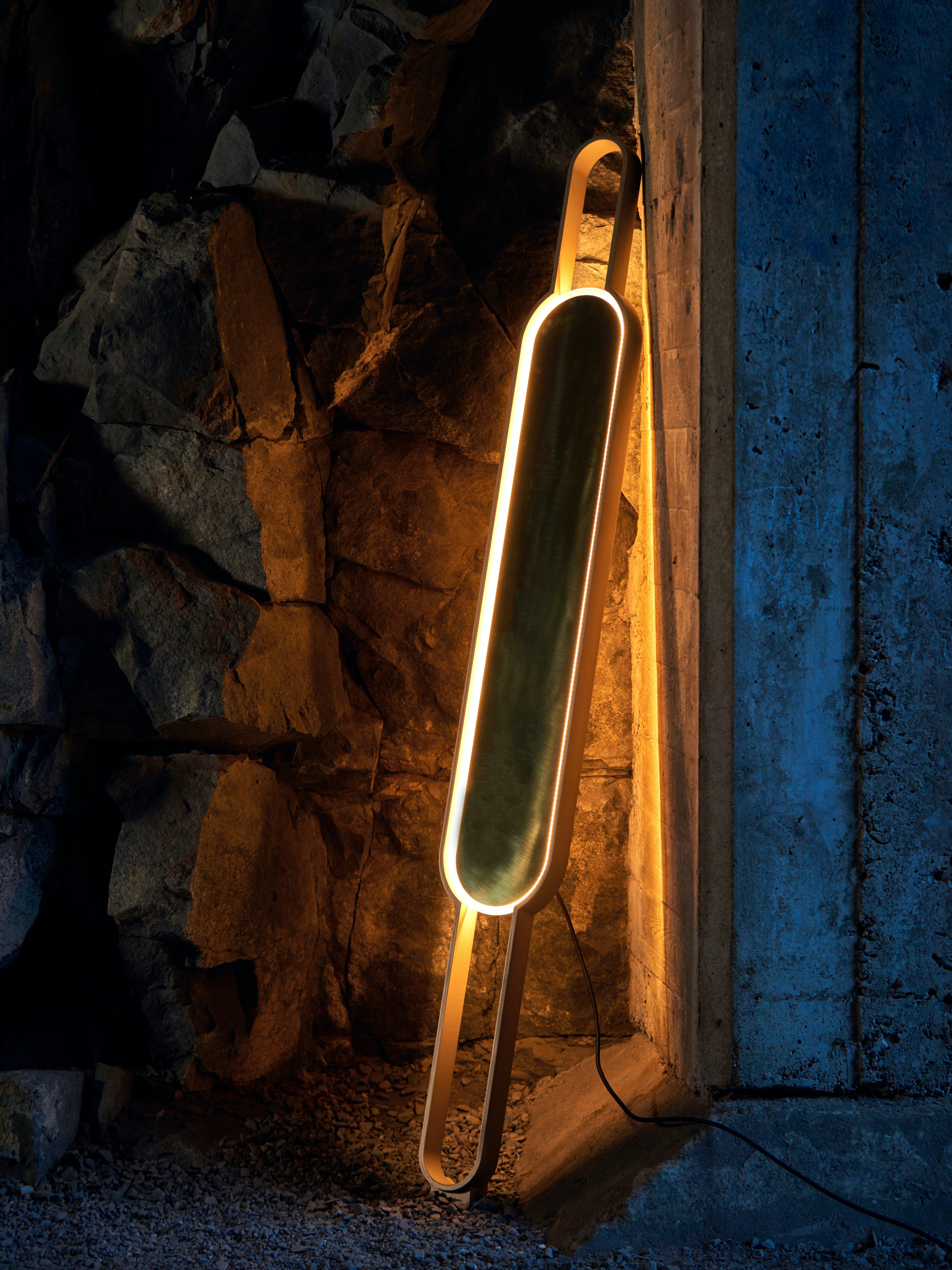 Lake And Wells Portal Lamp Insitu Haute Living