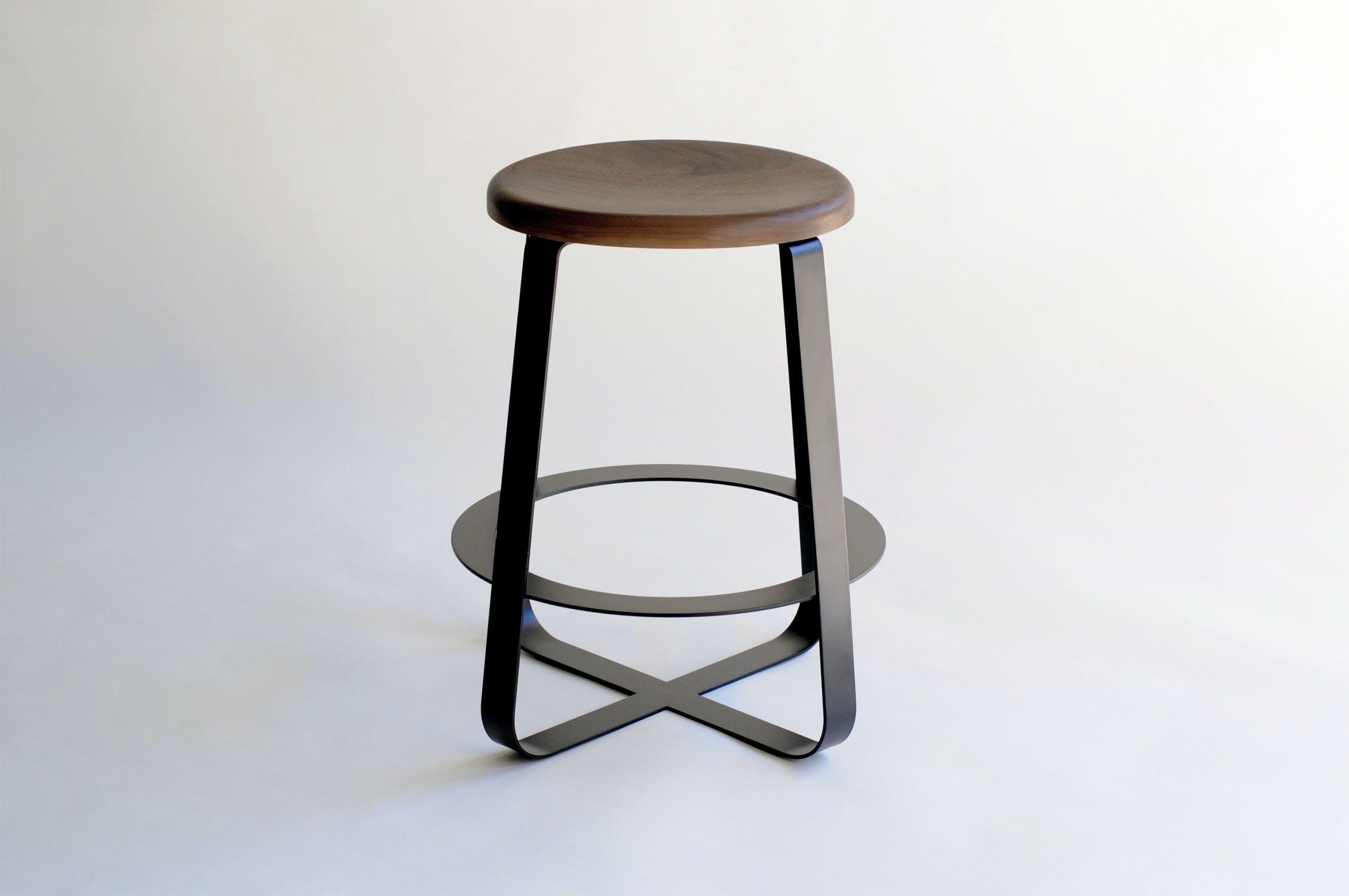 Phase Design Reza Feiz Primi Counter Stool 1