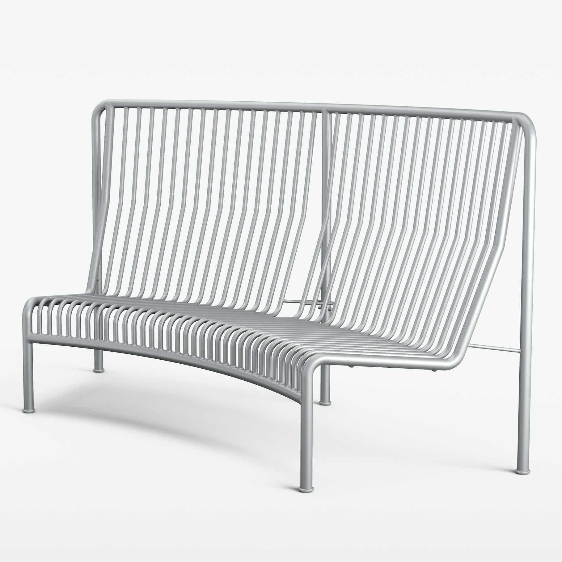 Massproductions roadie bench haute living