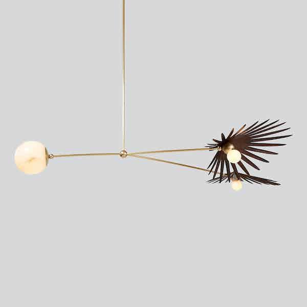 Rosie li inez chandelier thumbnail haute living