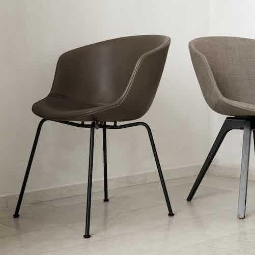 Wendelbo mono chair duo haute living