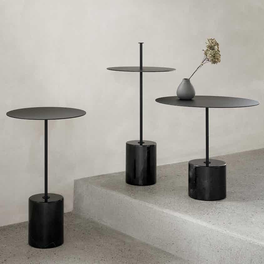 Wendelbo calibre table trio haute living