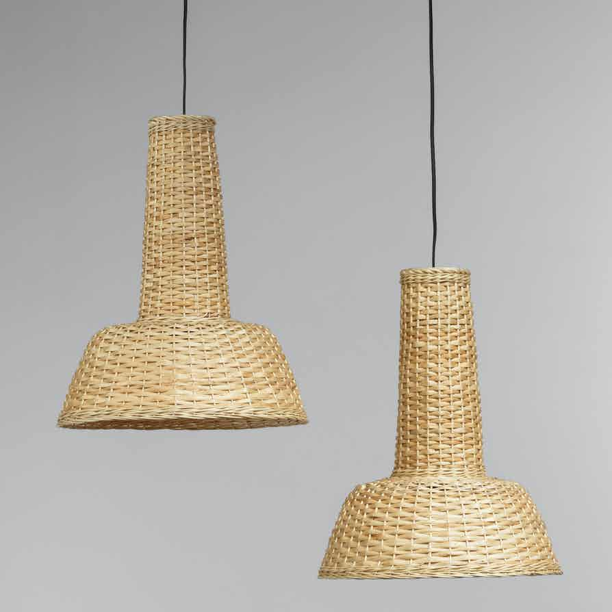 Faina design strikha set pendant lamps haute living