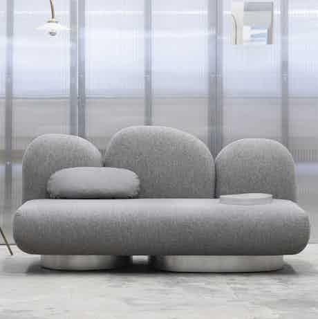 Valerie objects assemble sofa ottoman haute living