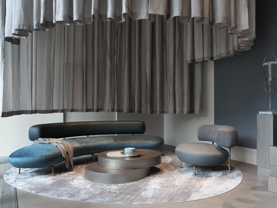 Product Design Living Milan Furniture Fair 2017 Ella Sofa Armchair Ode Coffee Table Kyo Console Ec 001 Big