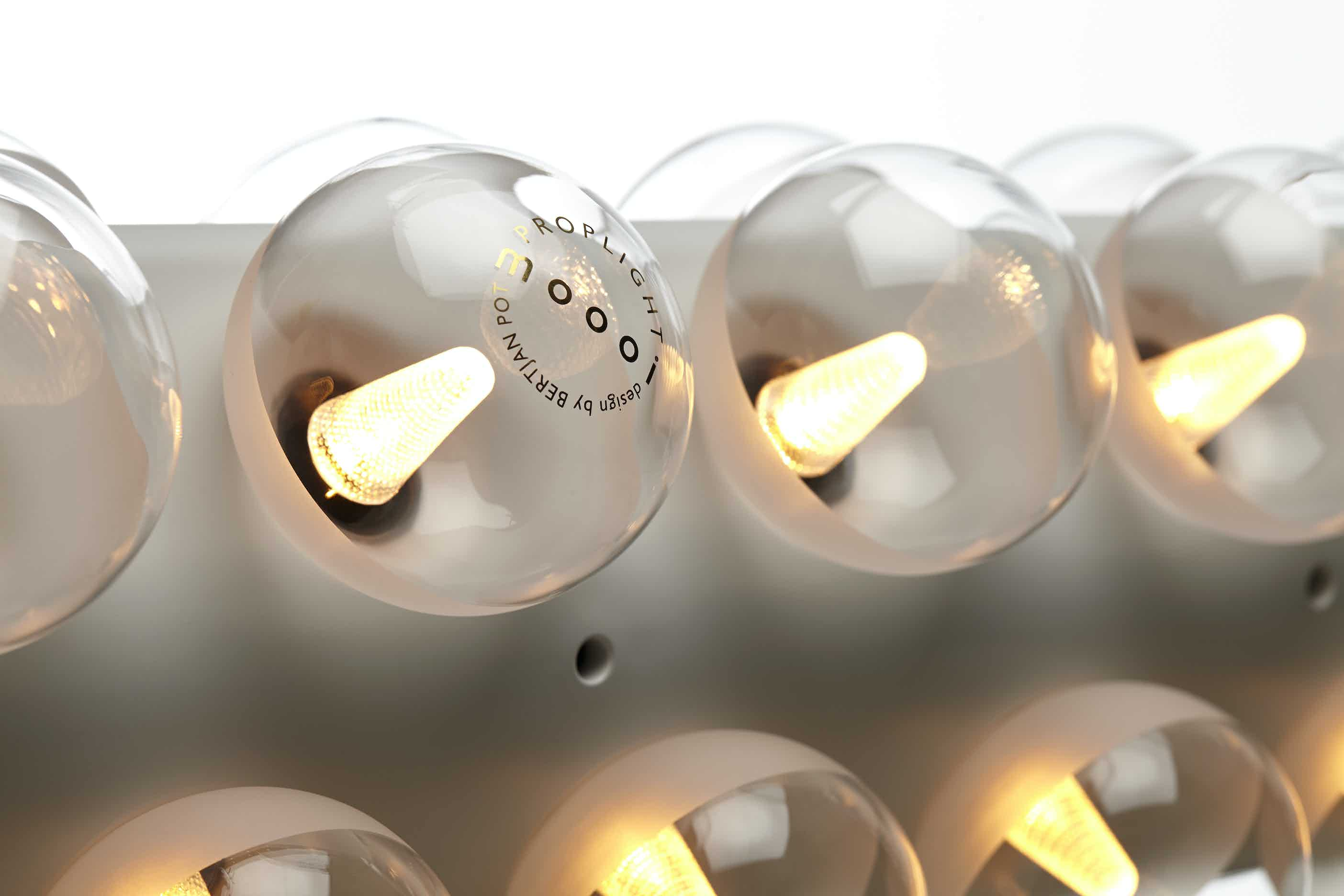 Moooi-prop-light-lit-bulb-detail-haute-living