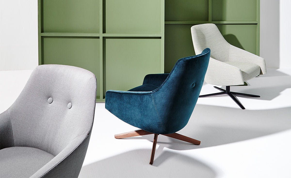Puk Low Lounge Chair Simon Pengelly Montis 2