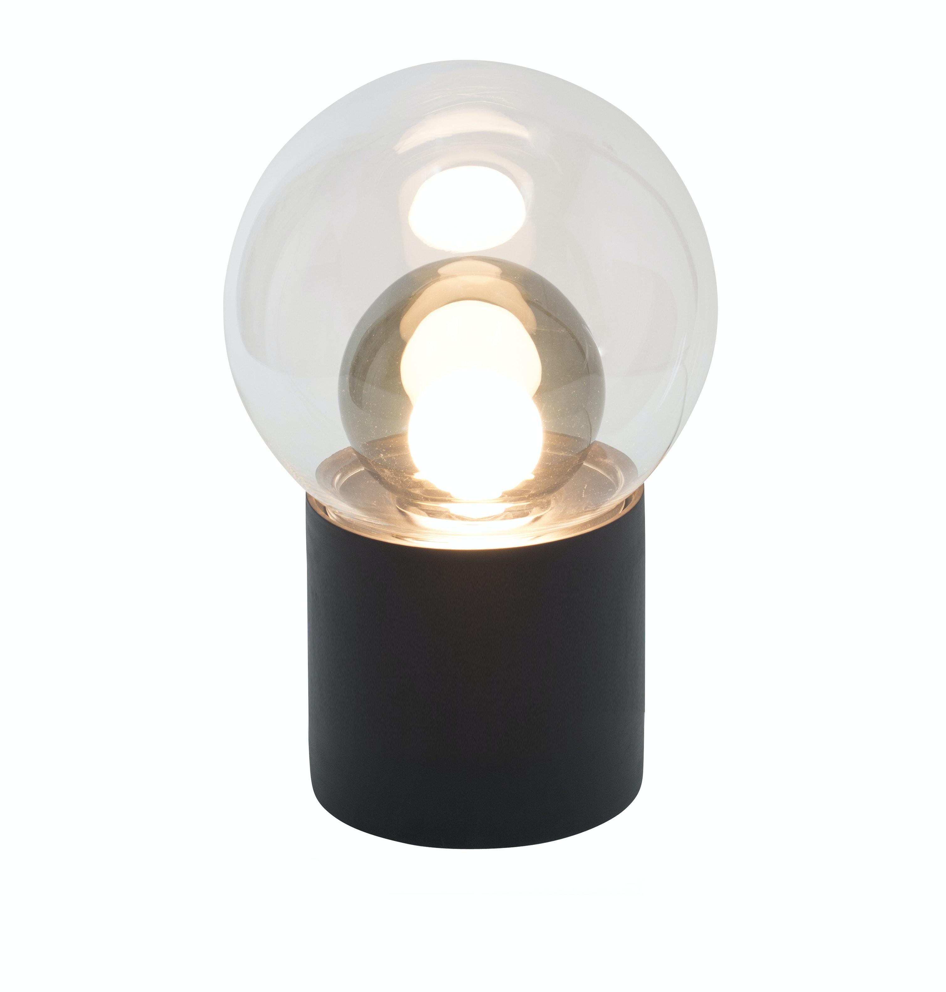 Boule High Transparentsmoky Greyblack 5000 Tgs