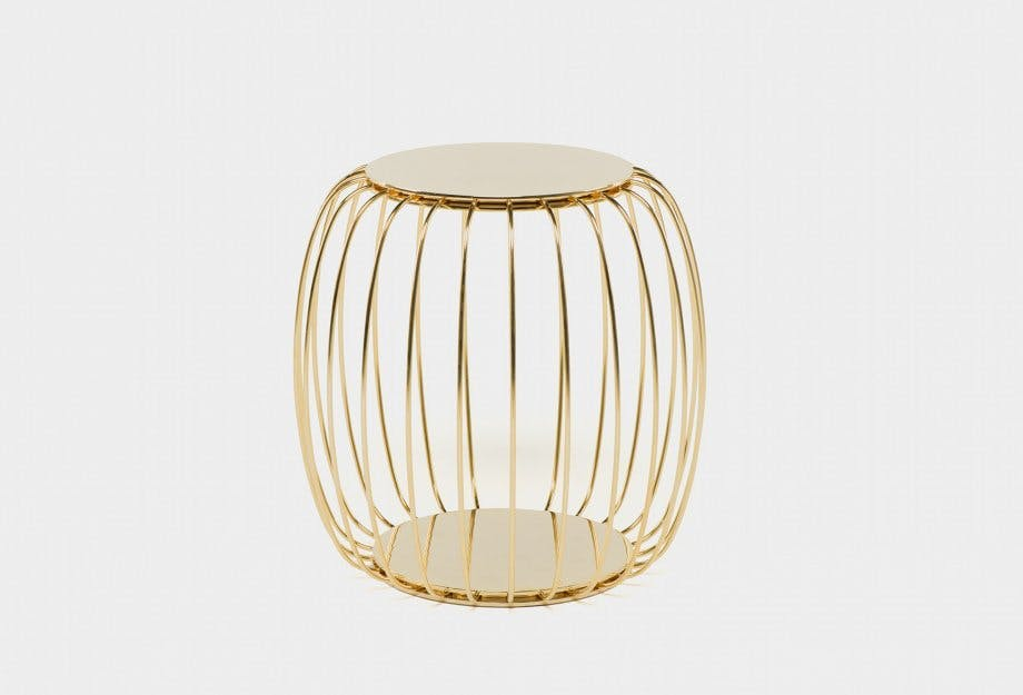 Pumpkin By Autoban In Gold Plated Steelweb 920X625