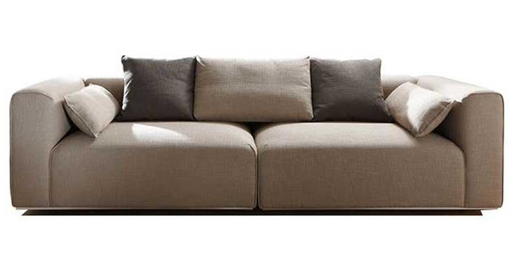 Jab Anstoetz Pure Elements Modular Sofa Front Haute Living