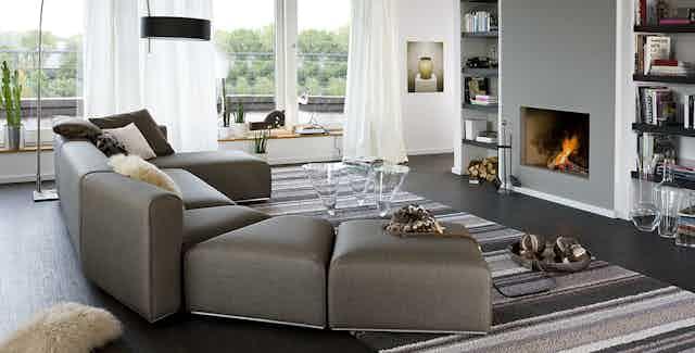 Jab Anstoetz Pure Elements Modular Sofa Insitu Haute Living