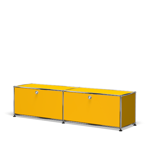 Usm haller media b218 yellow haute living
