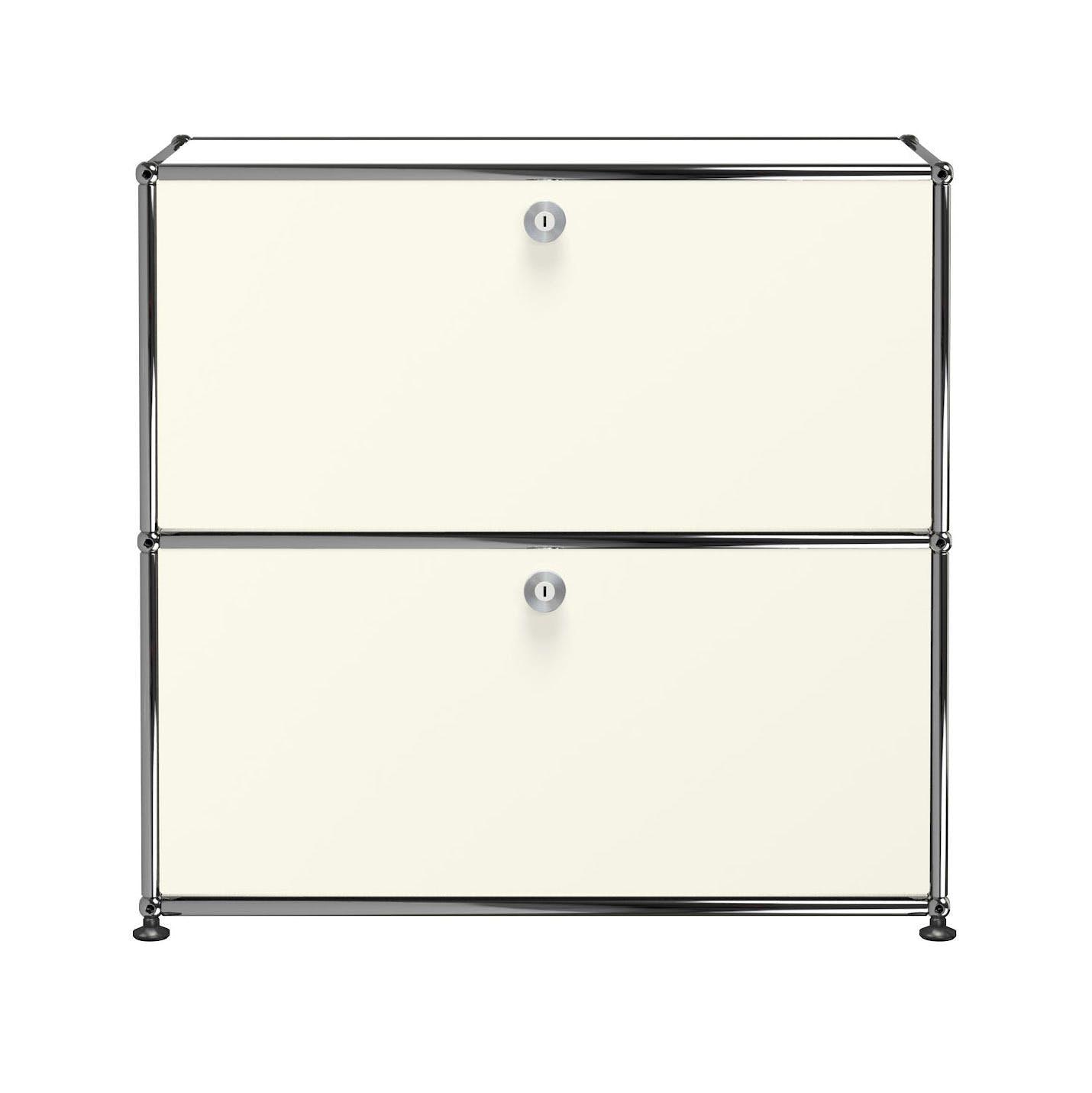 Usm-quick-ship-white-Haller-Storage-C1A18-white-haute-living