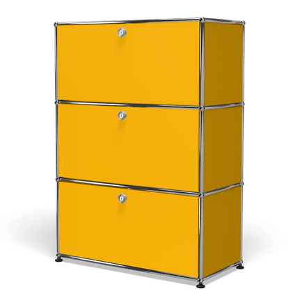 Usm haller storage g118 yellow haute living