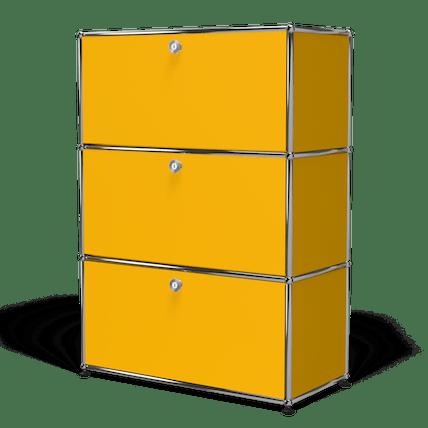Usm haller storage g118 yellow haute living