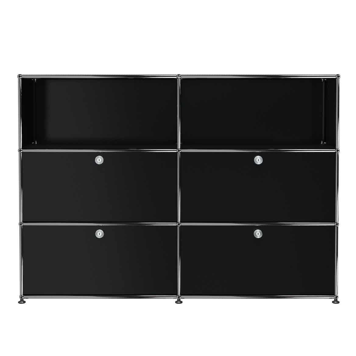 Usm-quick-shop-Haller-Storage-G2A-black-haute-living