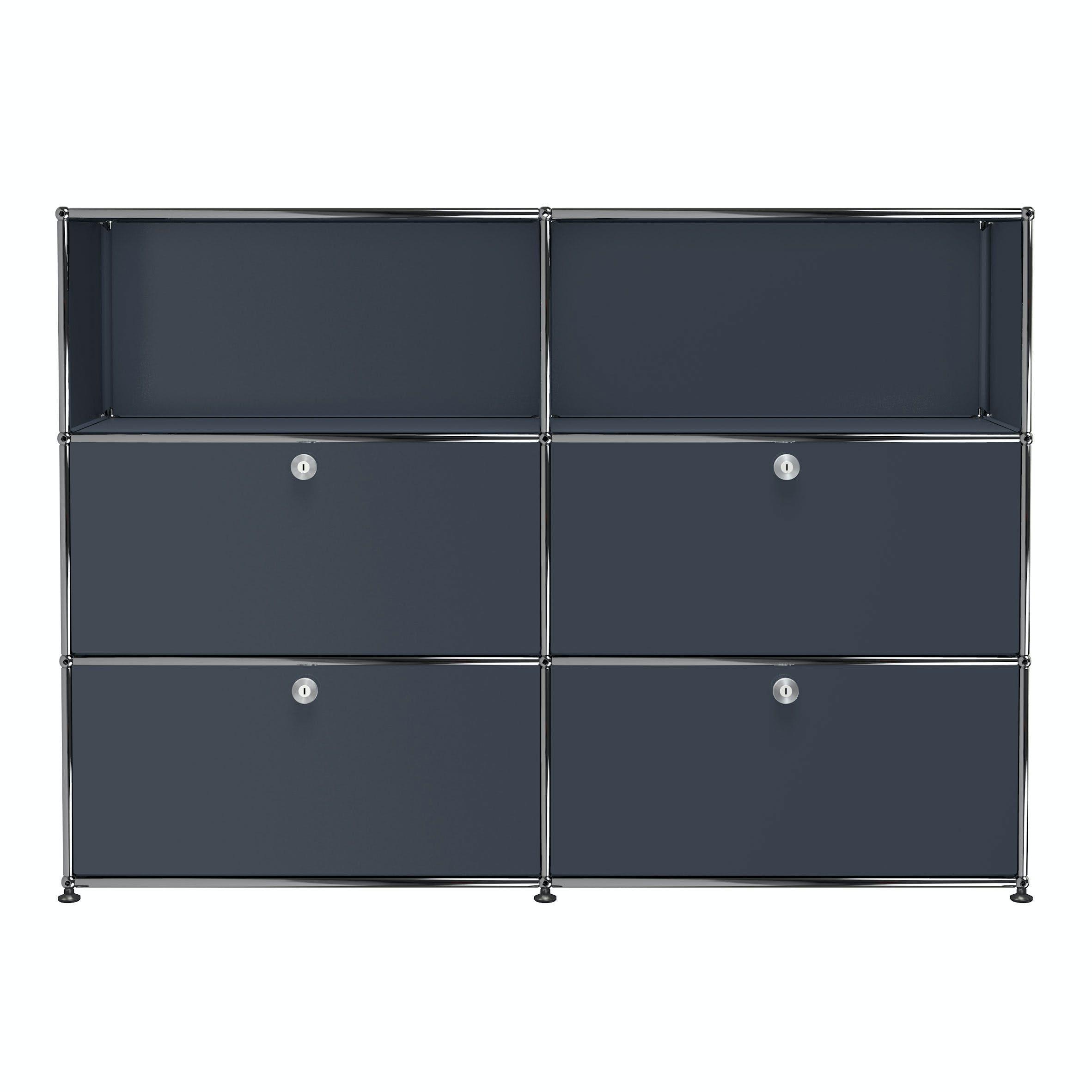 Usm-quick-shop-Haller-Storage-G2A-grey-haute-living