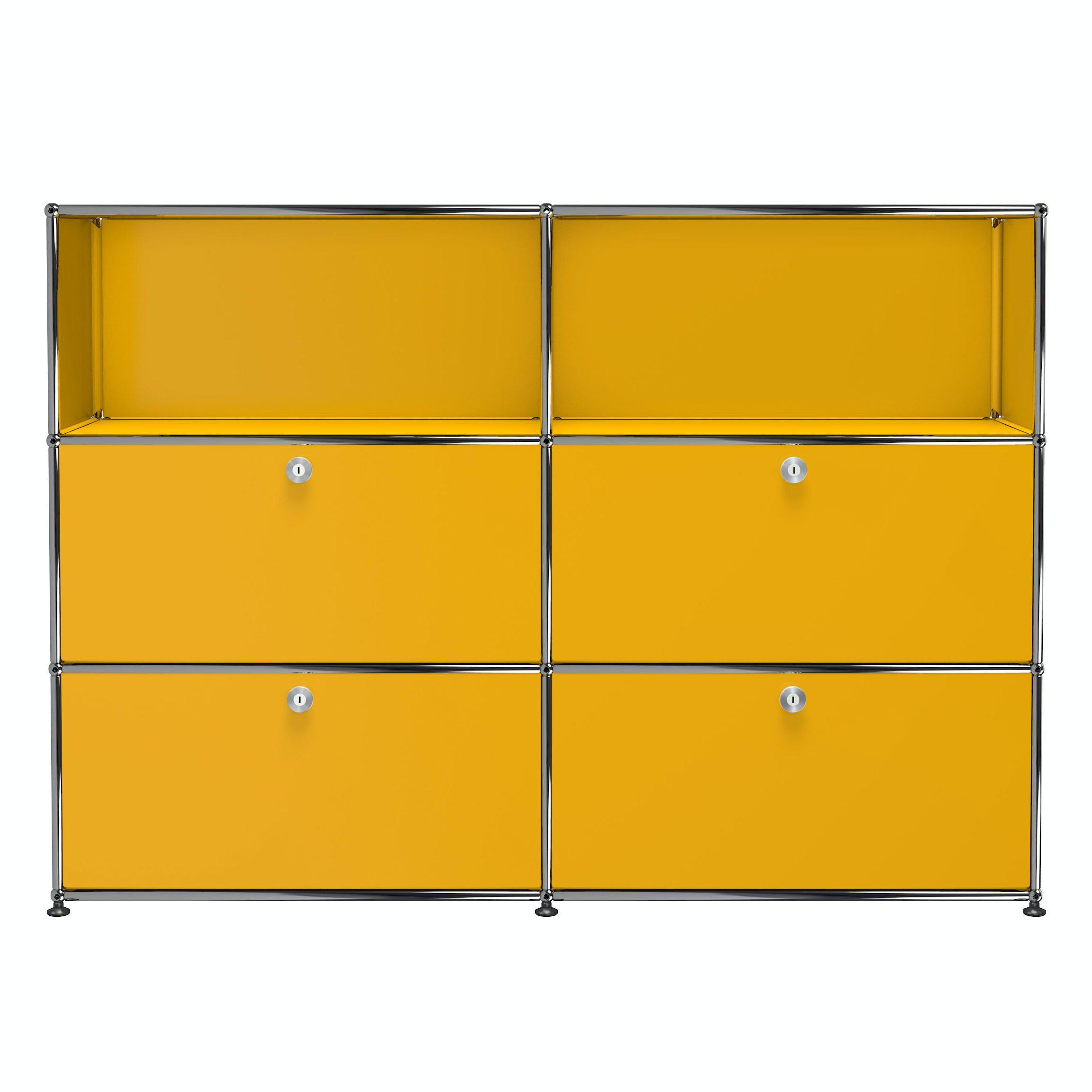 Usm-quick-shop-Haller-Storage-G2A-yellow-haute-living