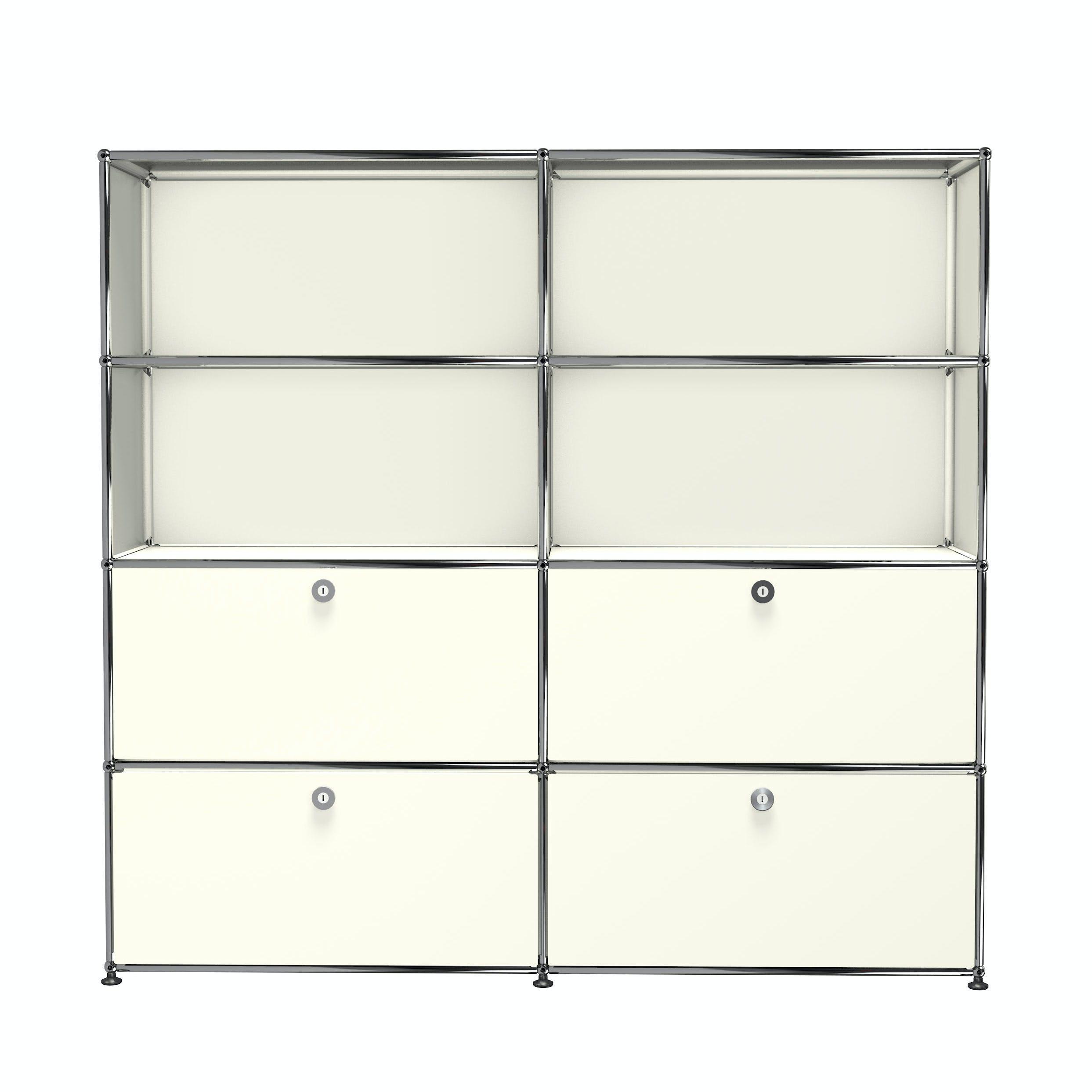 Usm-quick-ship-Haller-Storage-S2-white-haute-living