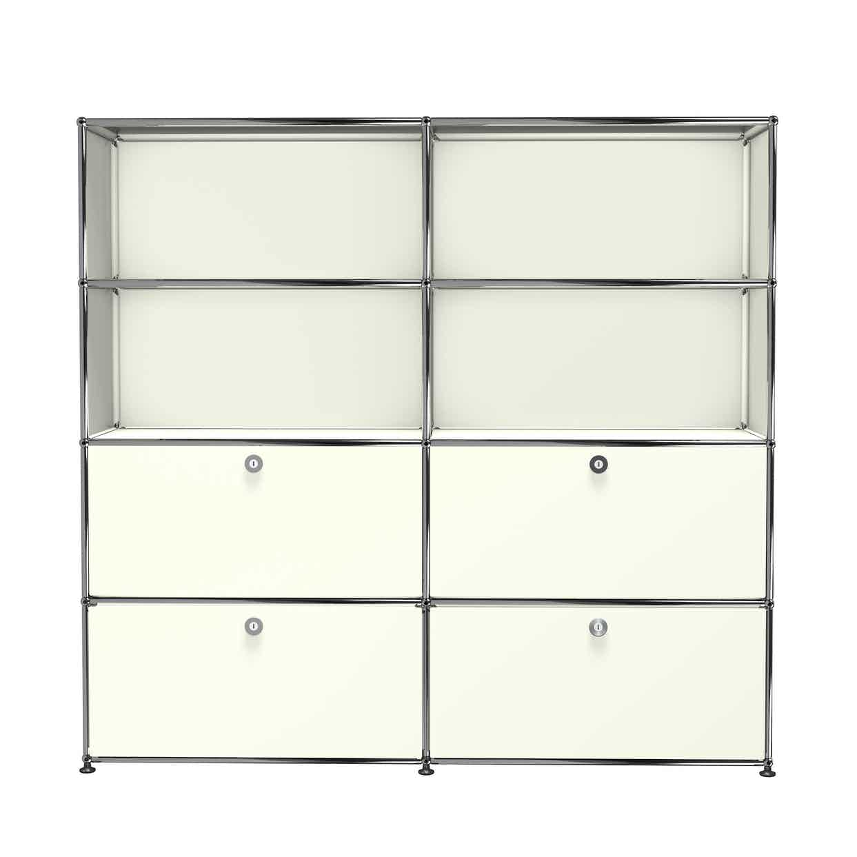 Usm-quick-ship-Haller-Storage-S2-white-haute-living