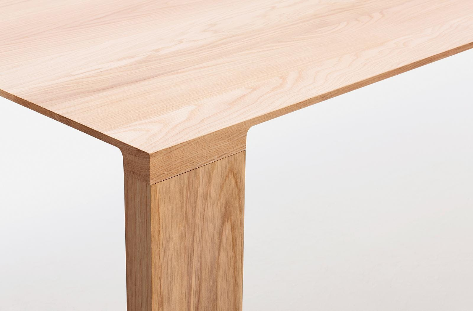 Bensen Radii Table Joint Detail