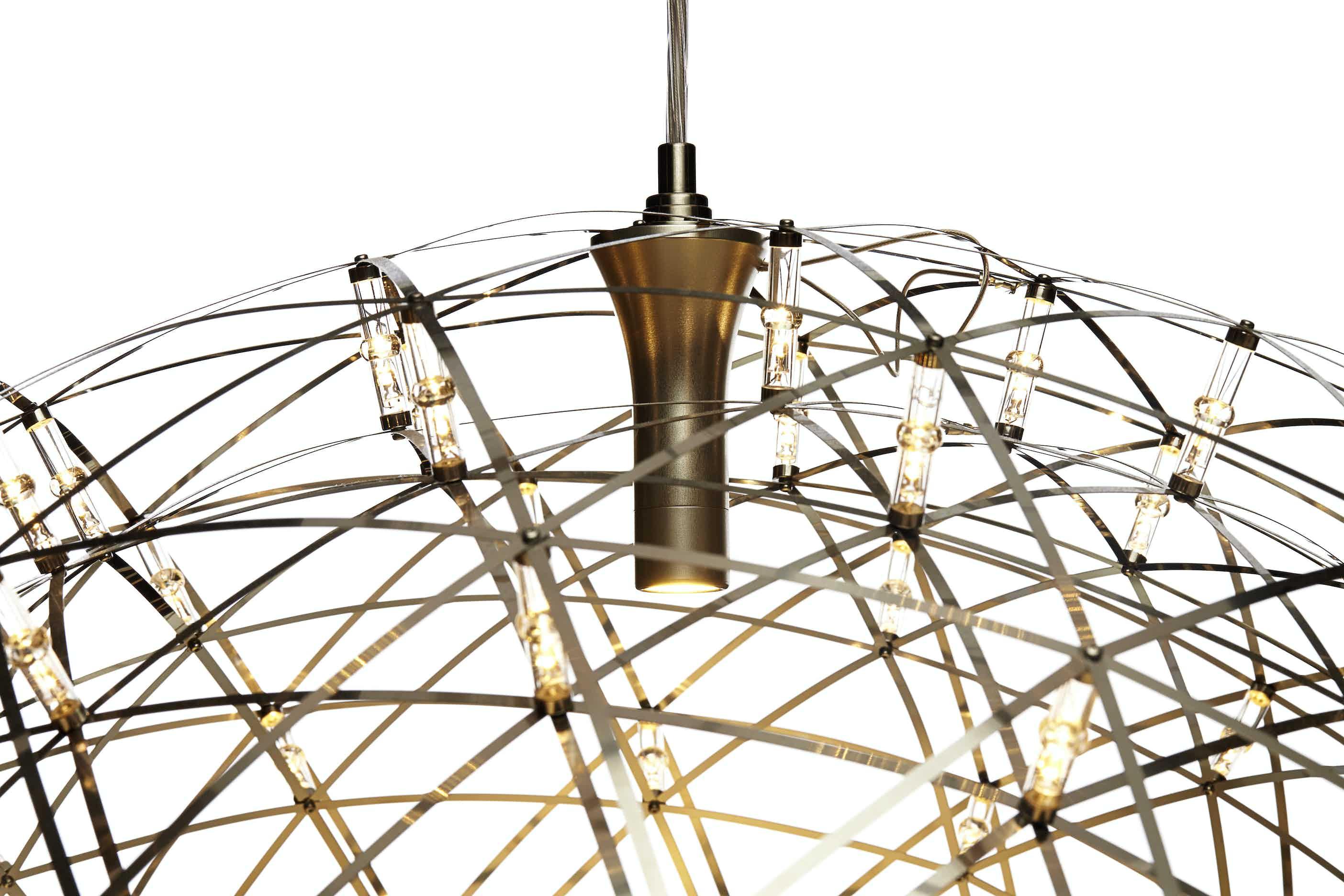 Moooi raimond dome 79 lit detail haute living