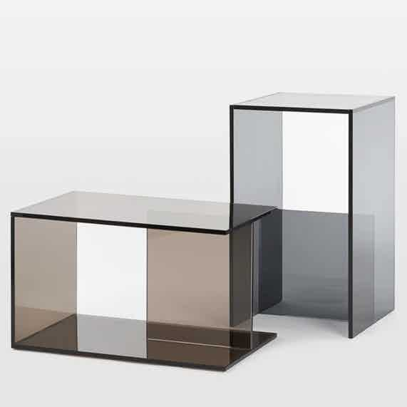 Matter made range life ii glass box duo haute living