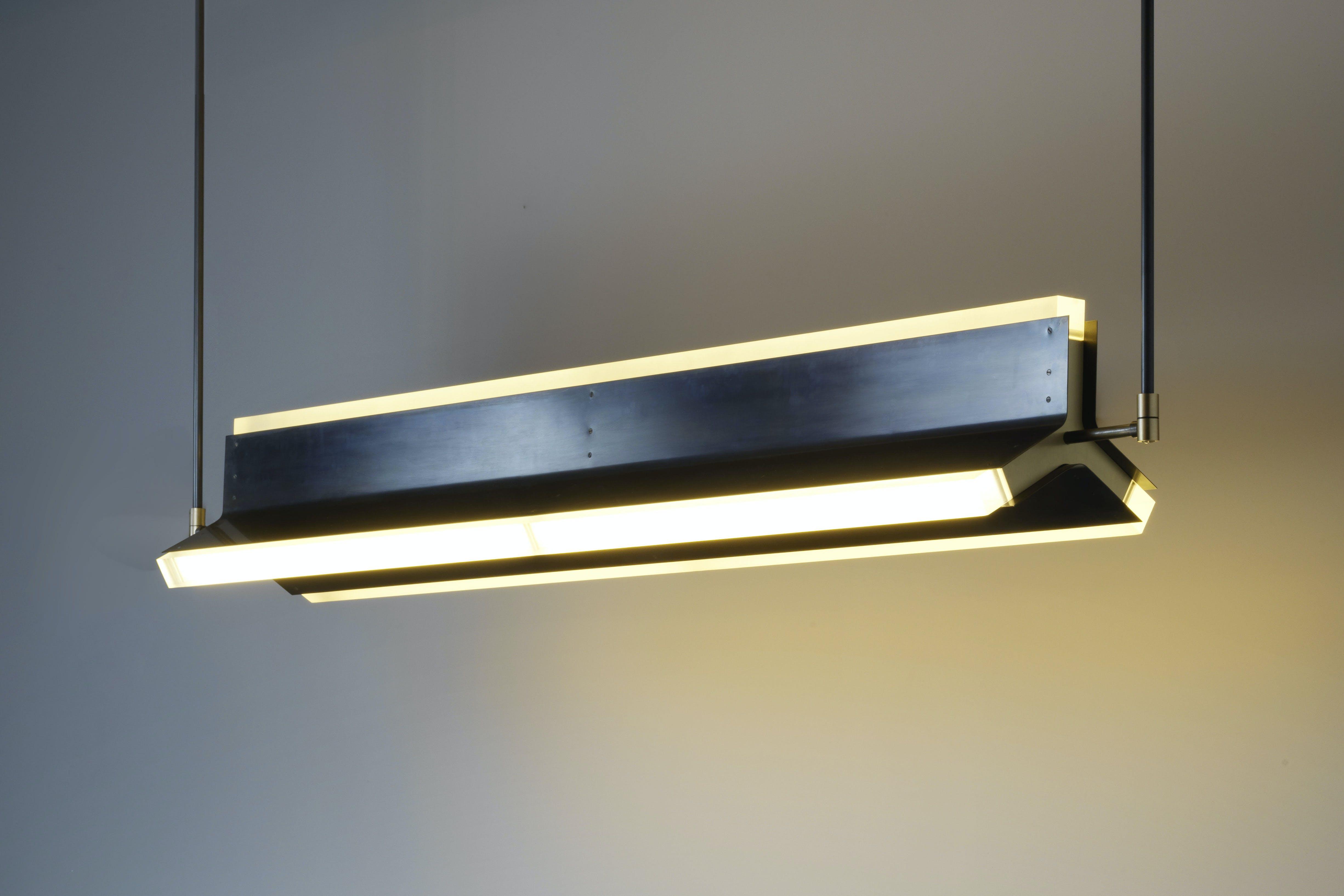Cto Lighting Rayon Hanging Insitu Haute Living