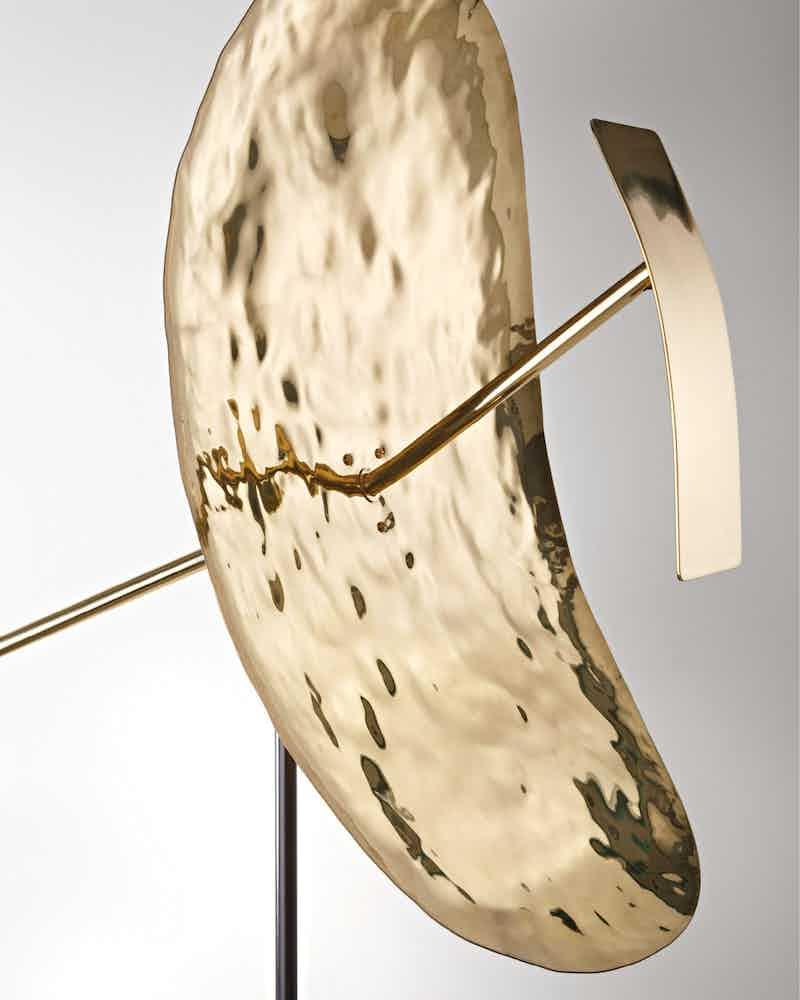 De castelli ribot lamp detail haute living