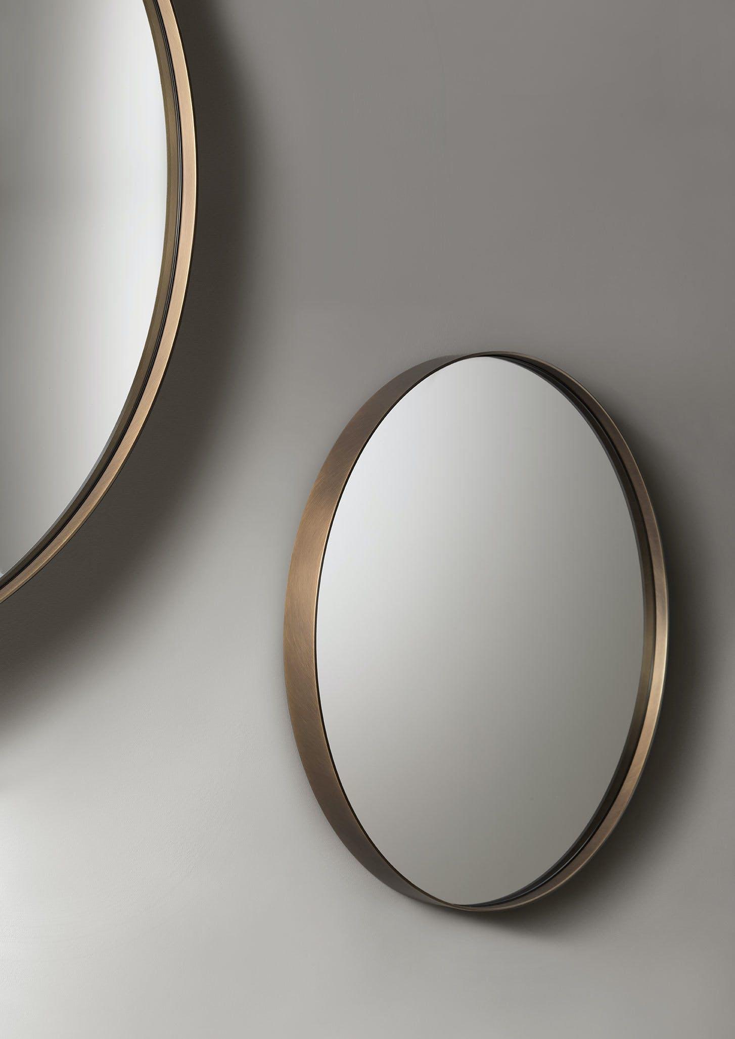 De Castelli Riflesso Mirrors Details Haute Living